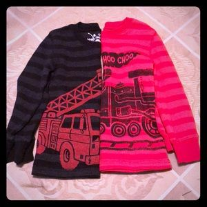 Two Jumping Beans Thermal Tops